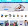 Создание Сайта Агентства недвижимости - Квадратека